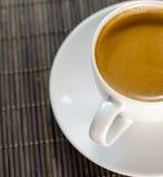 Espressokaffee Stockbild