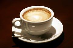 Espressokaffee stockbilder