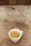 Espressokaffee Lizenzfreies Stockfoto