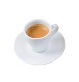 Espressokaffee. Tasse Kaffee stockbilder