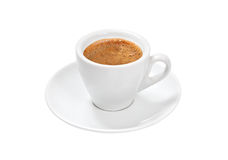 Espressokopp Arkivbild