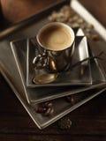 espressomagasin Arkivbilder
