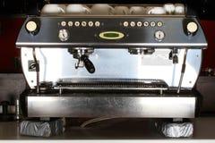 Espressomaschine Lizenzfreie Stockbilder