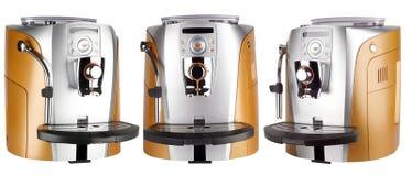 Espressomaschine Stockfoto