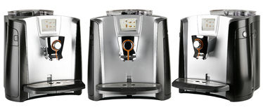 Espressomaschine Stockbild