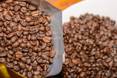 Espressomischung Lizenzfreie Stockfotos