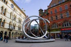 Esprit de Belfast Image libre de droits