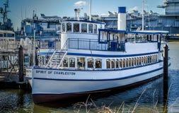 Esprit de Charleston images libres de droits