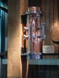 Esprit de distillerie de York dans le secteur de distillerie, Toronto photographie stock libre de droits