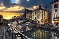 Esprit de Milan image libre de droits