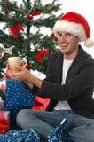 Esprit de Noël Photos stock