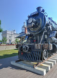 Esprit de Sir John Locomotive, Kingston, DESSUS Photo libre de droits