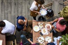 Esprit de terrasse en été Photo stock