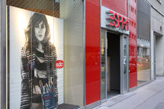Esprit fashion store Stock Photography