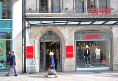Esprit flagship store, Geneva Royalty Free Stock Photo