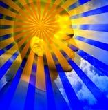 Esprit humain Images libres de droits