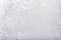 Espuma del jabón con el espacio para el texto Fotos de archivo libres de regalías