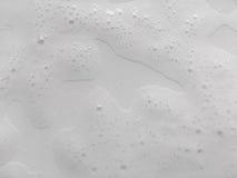 Espuma del jabón Fotos de archivo libres de regalías