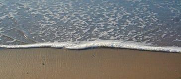 Espuma del mar Fotos de archivo libres de regalías