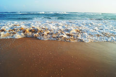 Espuma del mar Foto de archivo