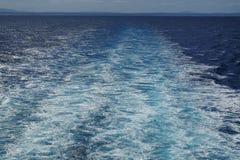 Espuma del mar Imagen de archivo