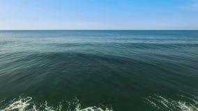 Espuma do mar video estoque