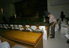 Esquadrão da morte Foto de Stock Royalty Free