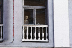esqueleto fotos de archivo