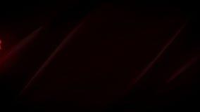 Esqueleto ardiente con una guitarra stock de ilustración