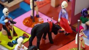 Esqueleto do toureiro imagens de stock royalty free
