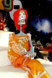 Esqueleto III Foto de archivo libre de regalías