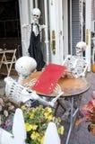 esqueletos Fotos de archivo