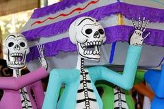Esqueletos III Fotos de archivo libres de regalías