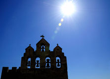 Esquema de la iglesia Imagen de archivo libre de regalías