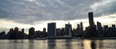Esquema de rascacielos fotografía de archivo libre de regalías