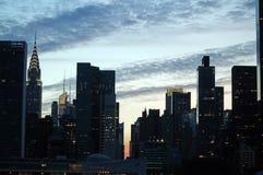 Esquema de rascacielos foto de archivo libre de regalías