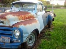 Esquerda ao oxidado Imagem de Stock