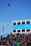 Esqui em declive de Paralympic Imagens de Stock