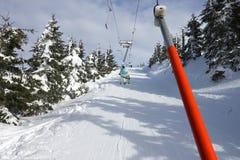Esquiador Foto de archivo