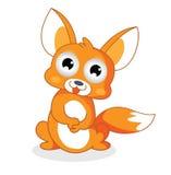 Esquilo dos desenhos animados Fotografia de Stock Royalty Free