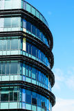 Esquina del edificio Fotos de archivo