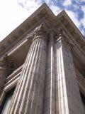 Esquina del edificio de la herencia Imagen de archivo libre de regalías