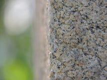 Esquina del granito Imagenes de archivo