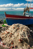 Esquina mediterránea Imagenes de archivo