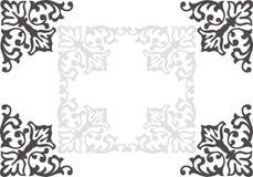 Esquinas Imagen de archivo libre de regalías