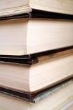 Esquinas del libro Fotografía de archivo
