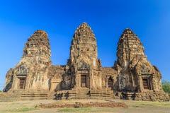 Esquintez le temple de Sam Yot Image libre de droits