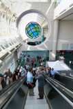 ESRI Benutzer-Konferenz 2010 Lizenzfreie Stockfotos
