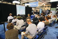 ESRI User Conference Stock Image