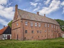 Esrum Abbey Denmark fotografia de stock royalty free